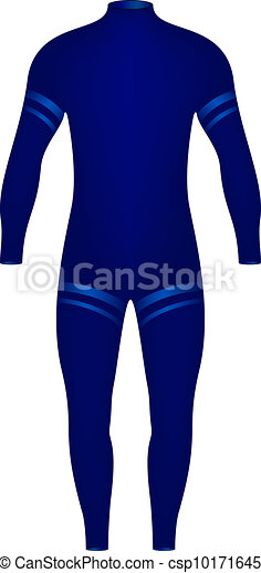 Diving suit - csp10171645