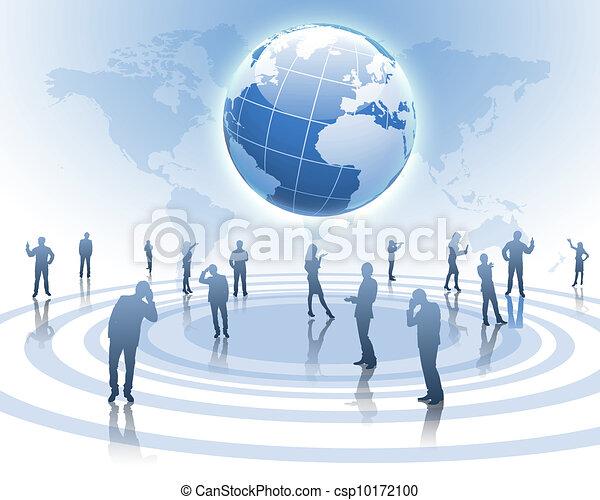 Modern social media amd communication - csp10172100