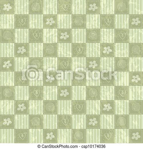 seamless pattern background - csp10174036
