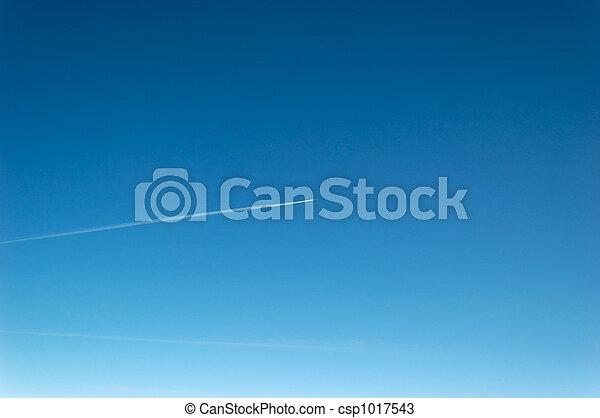 Blue Sky - csp1017543