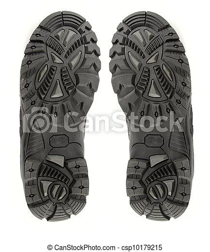 solas, sapatos - csp10179215