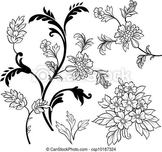 Gorjuss furthermore Stock Illustration Spring Magnolia Flower Black And also Flores Papel Seda as well I0000CXULsL5xbDI in addition El Negro Contorno Flor Elementos 10187324. on magnolia el