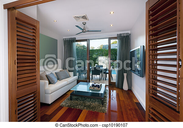 Small room in stylish home - csp10190107