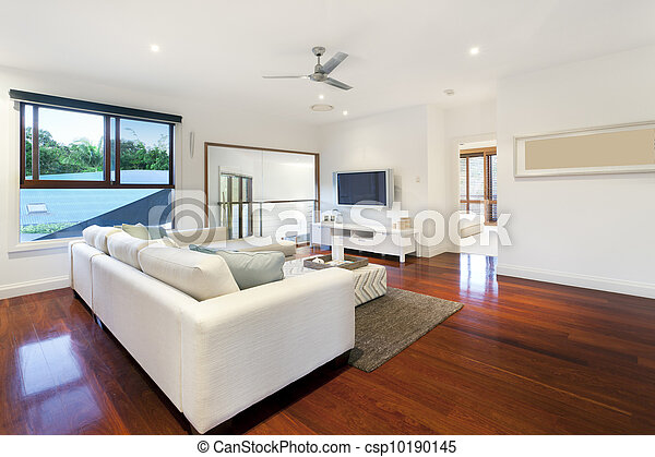 Modern home interior - csp10190145