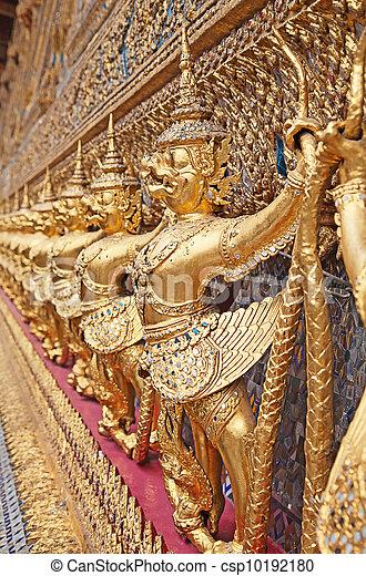 Grand Palace, Bangkok, Thailand - csp10192180