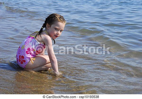 女生看海鸥头像