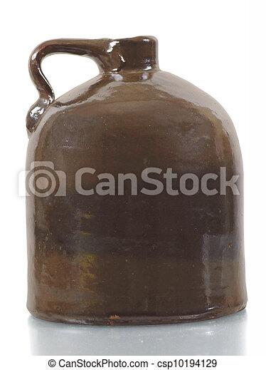 Little Brown Jug - csp10194129