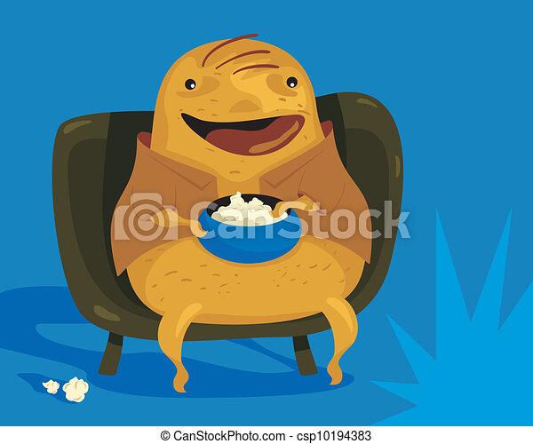 Couch Potato - csp10194383