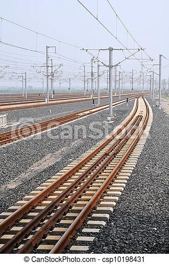 Railway - csp10198431