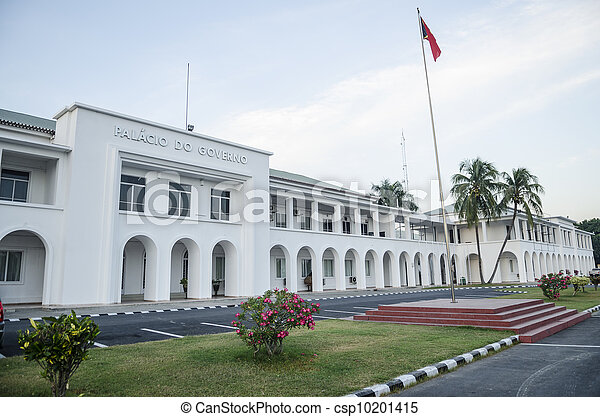 government house in dili east timor - csp10201415