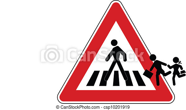 Amazing traffic signal - csp10201919