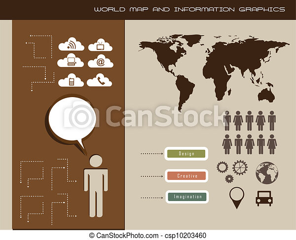 information graphics - csp10203460