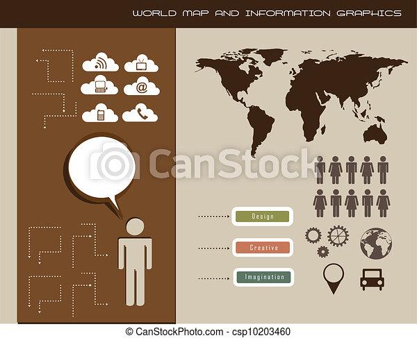information graphics - csp10203460