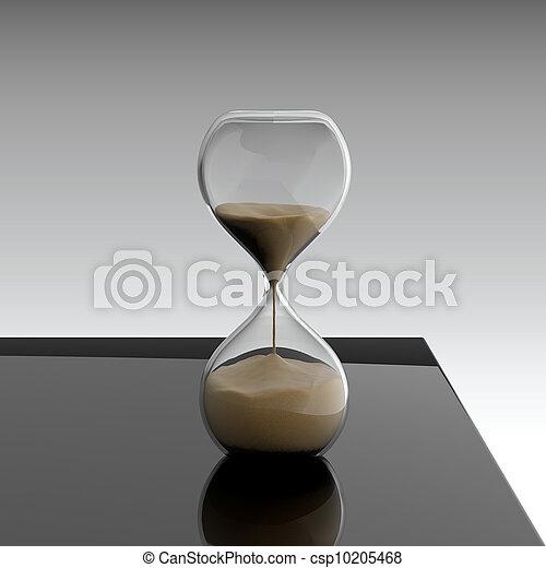 Sandglass - csp10205468