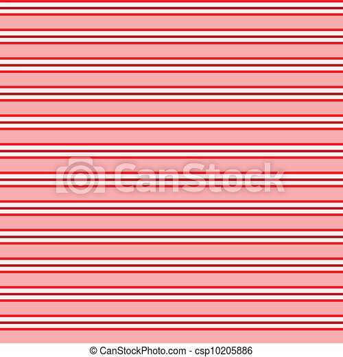 Red stripe seamless pattern - csp10205886