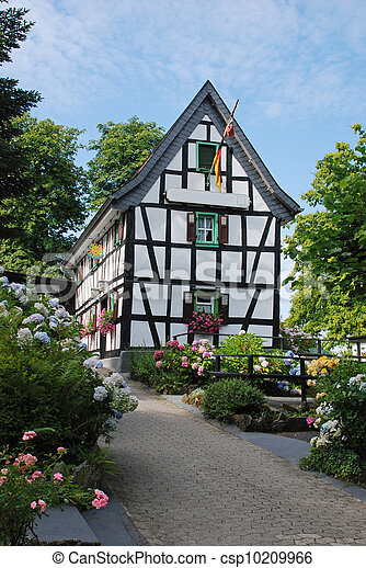 Country Inn - Koenigswinter, Rhine - csp10209966