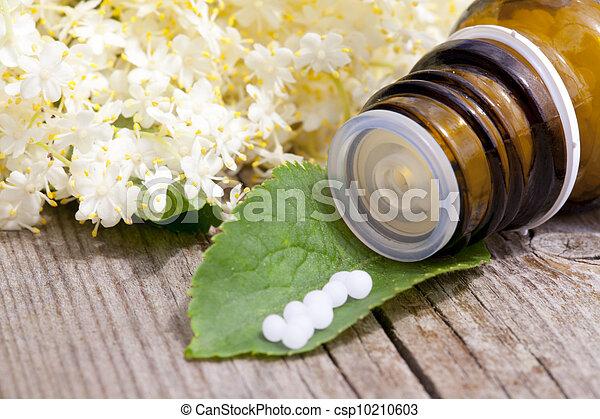 alternative medicine - csp10210603
