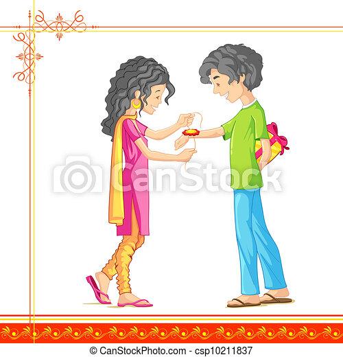 Raksha Bandhan - csp10211837