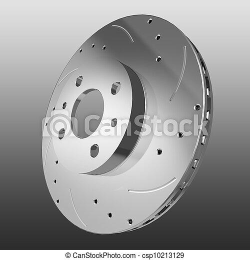 brake disc - csp10213129