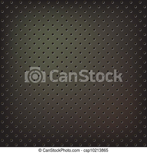 Texture of metallic mesh - csp10213865