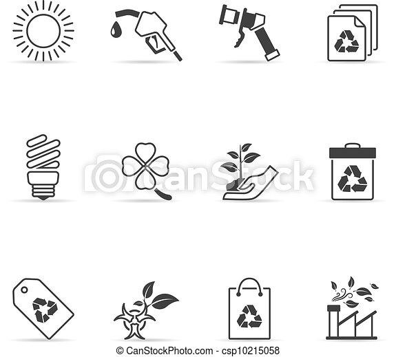 More Environment Icons - csp10215058