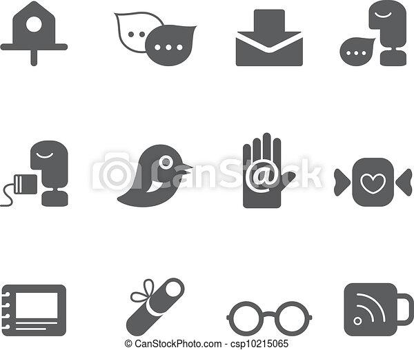 Personal Portfolio Icons - csp10215065