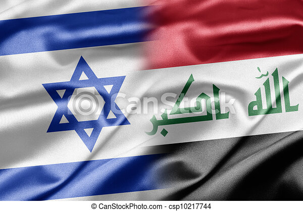 Israel and Iraq - csp10217744
