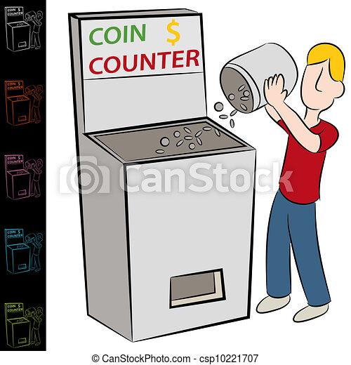 coin counter machine free
