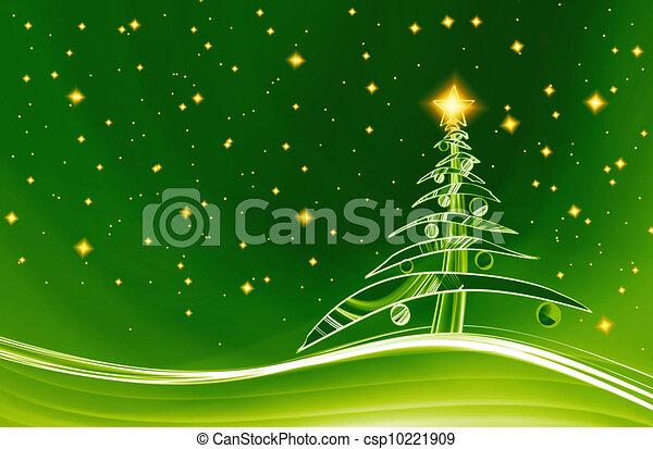 christmas eve, christmas theme - csp10221909