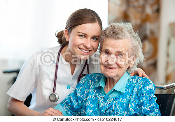 Home care - csp10224617