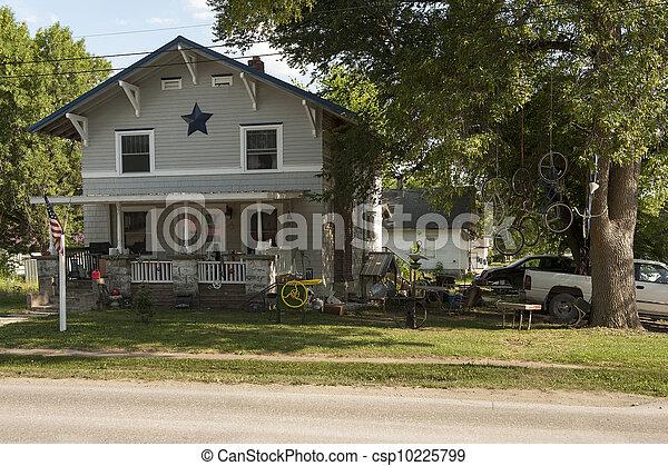 Rural Americana - csp10225799