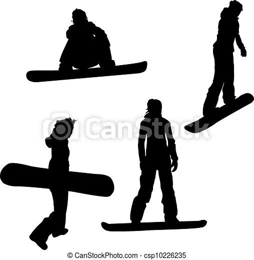 Snowboarding - csp10226235