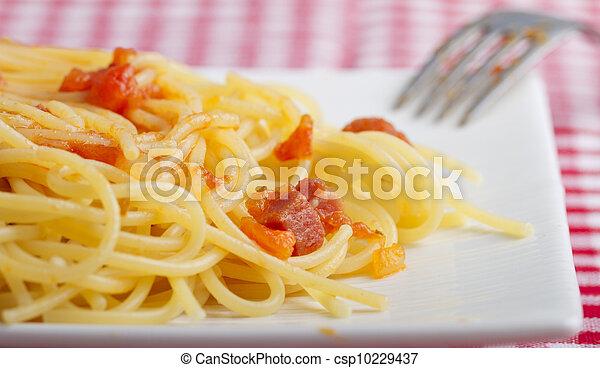 Spaghetti - csp10229437