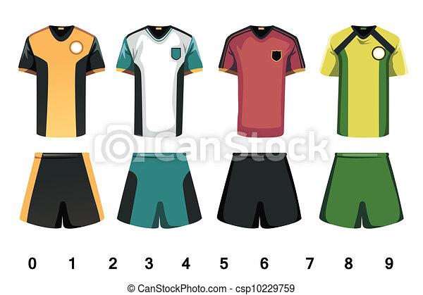 Soccer jersey - csp10229759