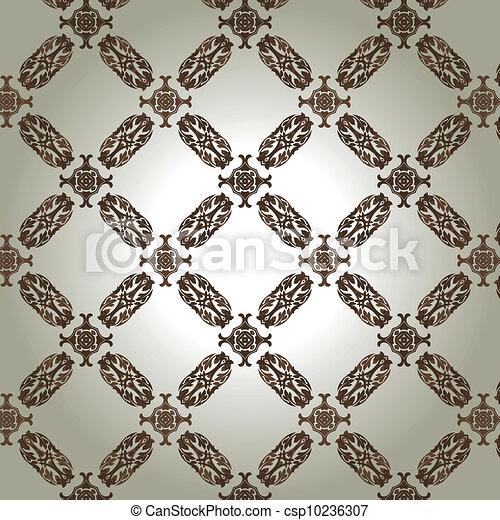 retro wallpaper - csp10236307
