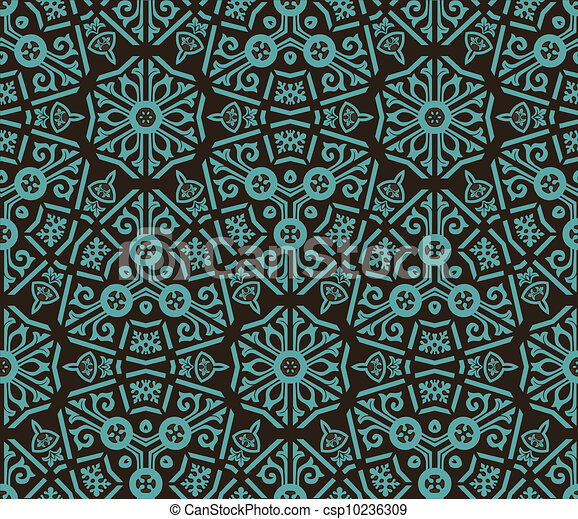 retro wallpaper - csp10236309