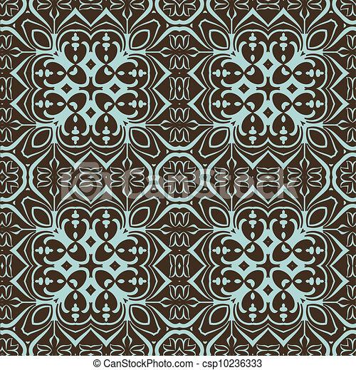 retro wallpaper - csp10236333