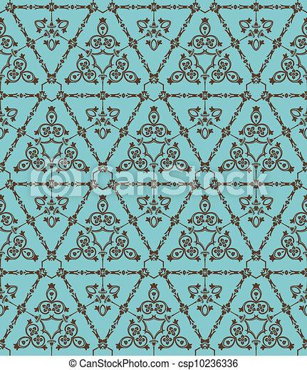 retro wallpaper - csp10236336