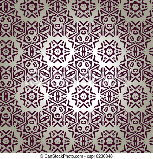 retro wallpaper - csp10236348