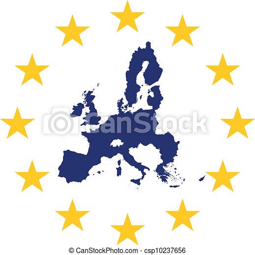 European Union - csp10237656