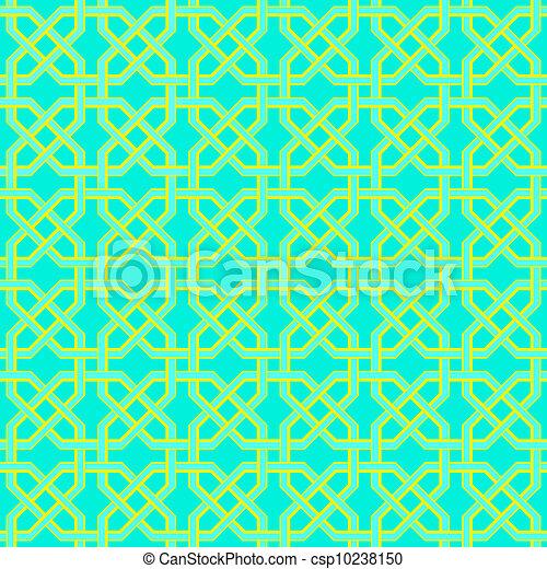 Seamless turkish pattern - csp10238150