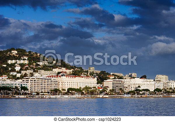 Cannes - csp1024223