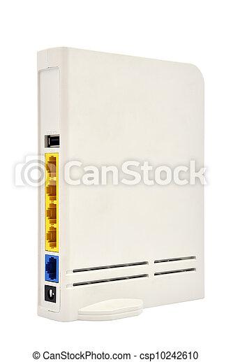 white router - csp10242610