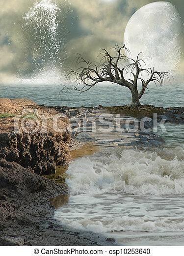 Fantasy coast - csp10253640