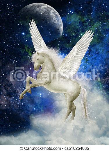 Pegasus - csp10254085