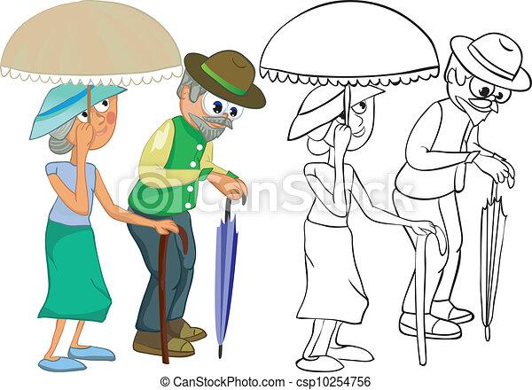 Senior Citizens - csp10254756