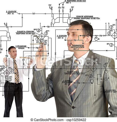 Engineering automation designing - csp10259422