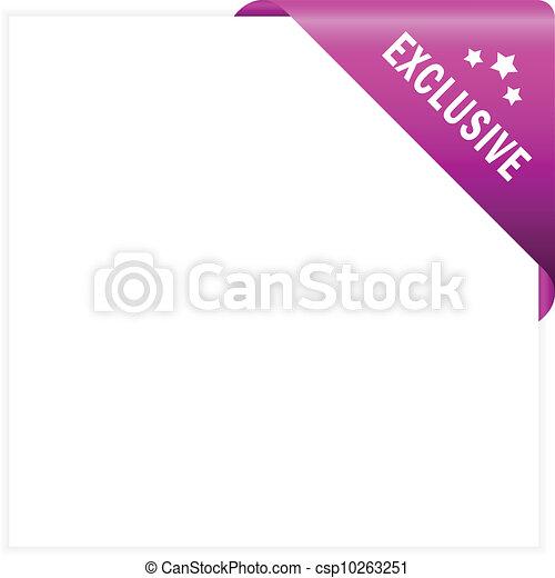 Exclusive corner - csp10263251