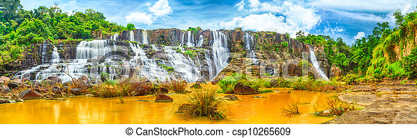 Pongour waterfall - csp10265609
