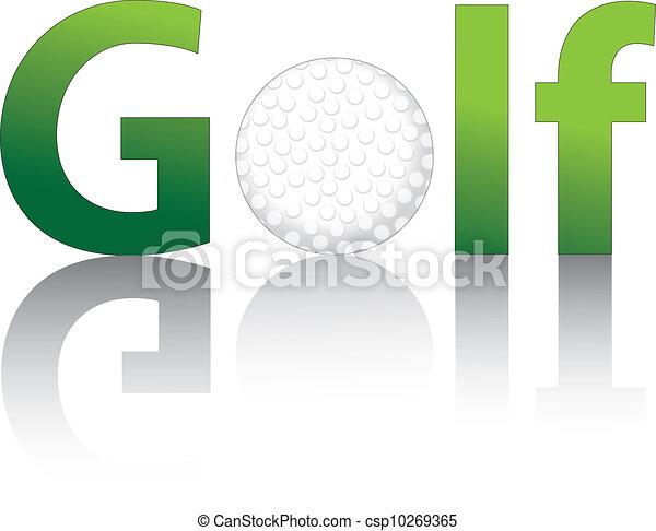 Golf - csp10269365